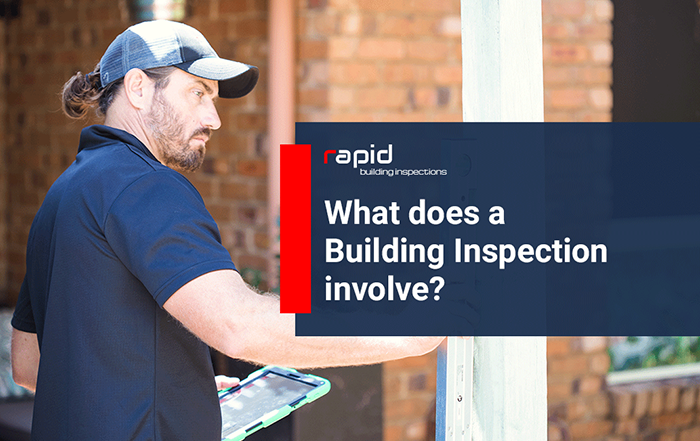 What does a Building Inspection involve?