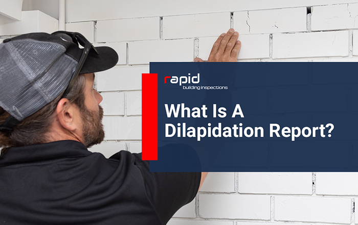 what is a dilapidation report